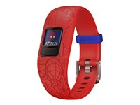 Garmin vívofit jr 2 Rød Marvel Spider-Man