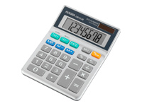 Aurora DB453B - Desktop calculator - 8 digits - solar panel, battery