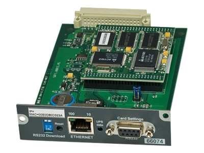MGE SNMP/Web Card - remote management adapter