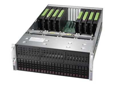 Supermicro SuperServer 4028GR-TRT2 Server rack-mountable 4U 2-way RAM 0 MB SATA