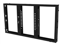 Premier Mounts MVW55 Mounting component (frame) for flat panel black screen size: 55INCH