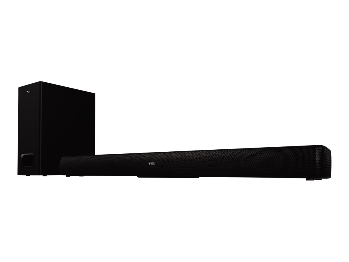 TCL ALTO 5+ TS5010 - sound bar system - for TV - wireless