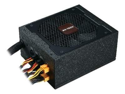 MS-Tech MS-N920-VAL-CM - Stromversorgung (intern) - ATX12V 2.3 - 920 Watt - aktive PFC - Anthracite Gray