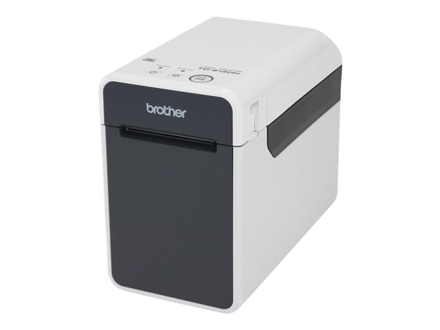Image of Brother TD-2130N - label printer - monochrome - direct thermal