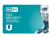 ESET File Security for Microsoft Windows Server Subscription license renewal (2 years) 1 seat