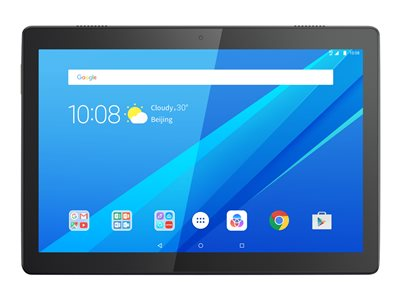Lenovo Tab M10 ZA49 10.1' 32GB Sort Android 8.0 (Oreo)