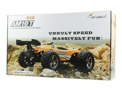 AMEWI - AM10T Truggy 4WD ESC 60A/ Brushless KV2500