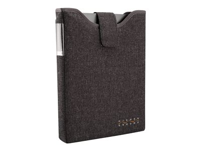 Higher Ground DropIn Notebook carrying backpack insert 13INCH 14INCH gray