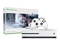 Microsoft Xbox One S - Star Wars Jedi: Fallen Order Bundle