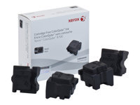 Xerox - 4 - black - solid inks - for ColorQube 8700, 8700_AS, 8700S, 8700X, 8700XF