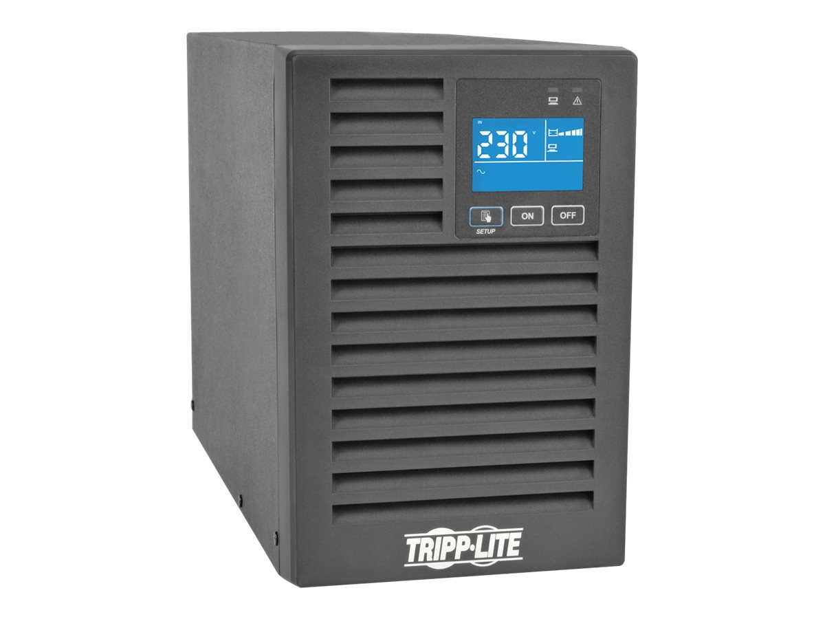 Tripp Lite SmartOnline 230V 1kVA 900W On-Line Double-Conversion - UPS - 1 kW - 1000 VA
