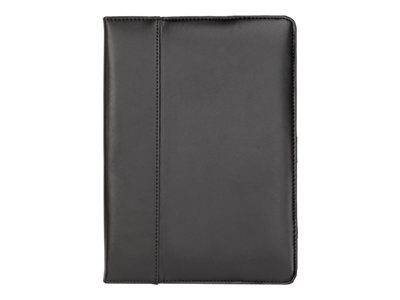 Cyber Acoustics IC-1930 Protective cover for tablet leather black for Ap