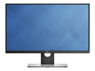 Dell UltraSharp UP2716D 27' 2560 x 1440 HDMI DisplayPort Mini DisplayPort MHL 60Hz Pivot Skærm
