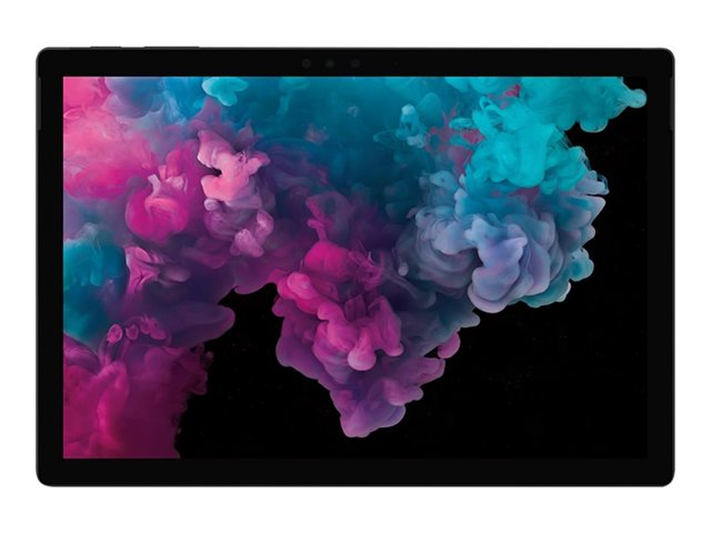 "Microsoft Surface Pro 6 - Tablette - Core i7 8650U / 1.9 GHz - Win 10 Pro - 16 Go RAM - 512 Go SSD NVMe - 12.3"" écran tactile 2736 x 1824 - UHD Graphics 620 - Wi-Fi, Bluetooth - platine - commercial"