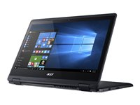 Acer Aspire R 14 R5-471T-78VY Flip design Core i7 6500U / 2.5 GHz Win 10 Home 64-bit