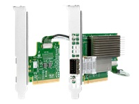 HPE InfiniBand HDR Auxiliary Card - Control processor - PCIe 3.0 x16 - for Apollo 4200 Gen10; ProLiant DL380 Gen10, XL190r Gen10