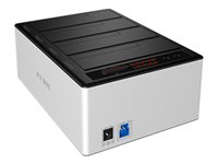 RaidSonic ICY BOX IB-141CL-U3 - Hard drive duplicator