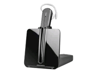 Plantronics CS 540 - Headset - convertible - wireless - DECT - with Plantronics HL10 Handset Lifter
