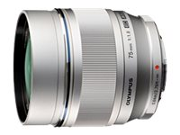 Olympus M.Zuiko Digital Telephoto lens 75 mm f/1.8 ED Micro Four Thirds