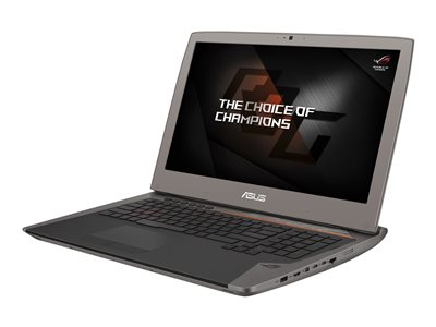 ASUS ROG G701VIK 17.3' I7-7820HK 16GB 512GB GTX 1080 Windows 10 Home 64-bit