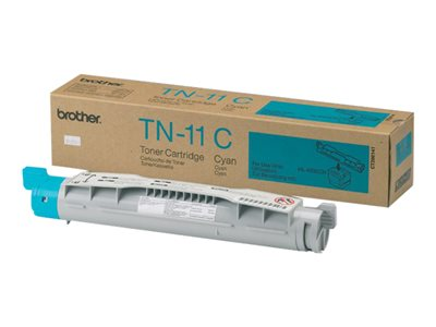 Brother Brother TN11 - cyan - toner d'origine - cartouche laser