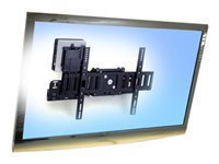 Ergotron SIM90 Signage Integration Mount - Mounting kit (wall bracket, fasteners, bracket, power block bracket) for LCD display
