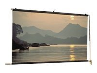Da-Lite Scenic Roller Projection screen ceiling mountable, wall mountable Matte W