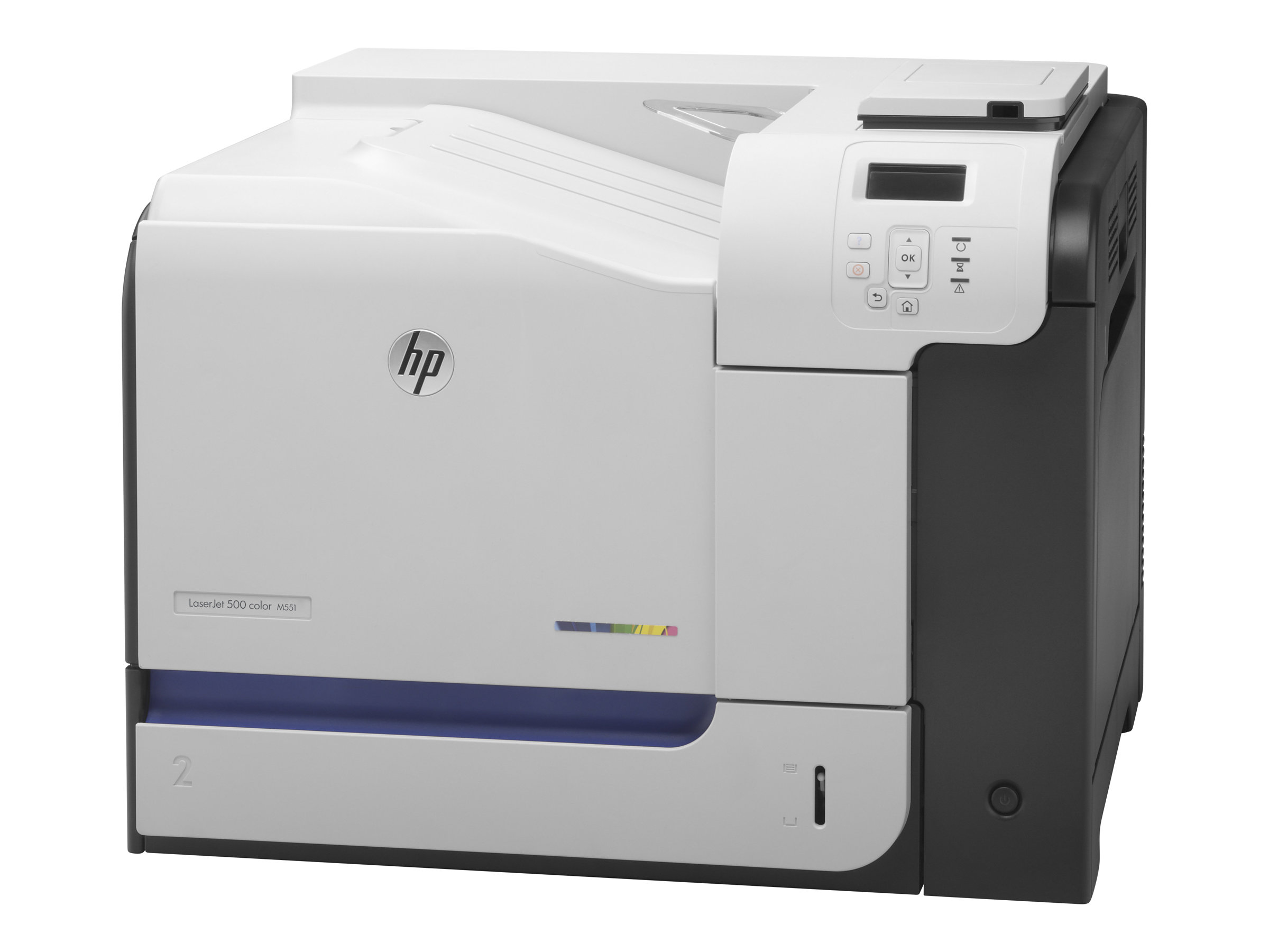 Cartouches laser compatibles avec l'imprimante HP LASERJET ENTERPRISE 500 COLOR M 551 DN