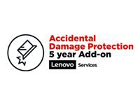 Lenovo ADP - Accidental damage coverage (for system with 5 years depot warranty) - 5 years - for ThinkPad P1; P51; P52; P72; X1 Extreme; X1 Tablet (3rd Gen); ThinkPad Yoga 260