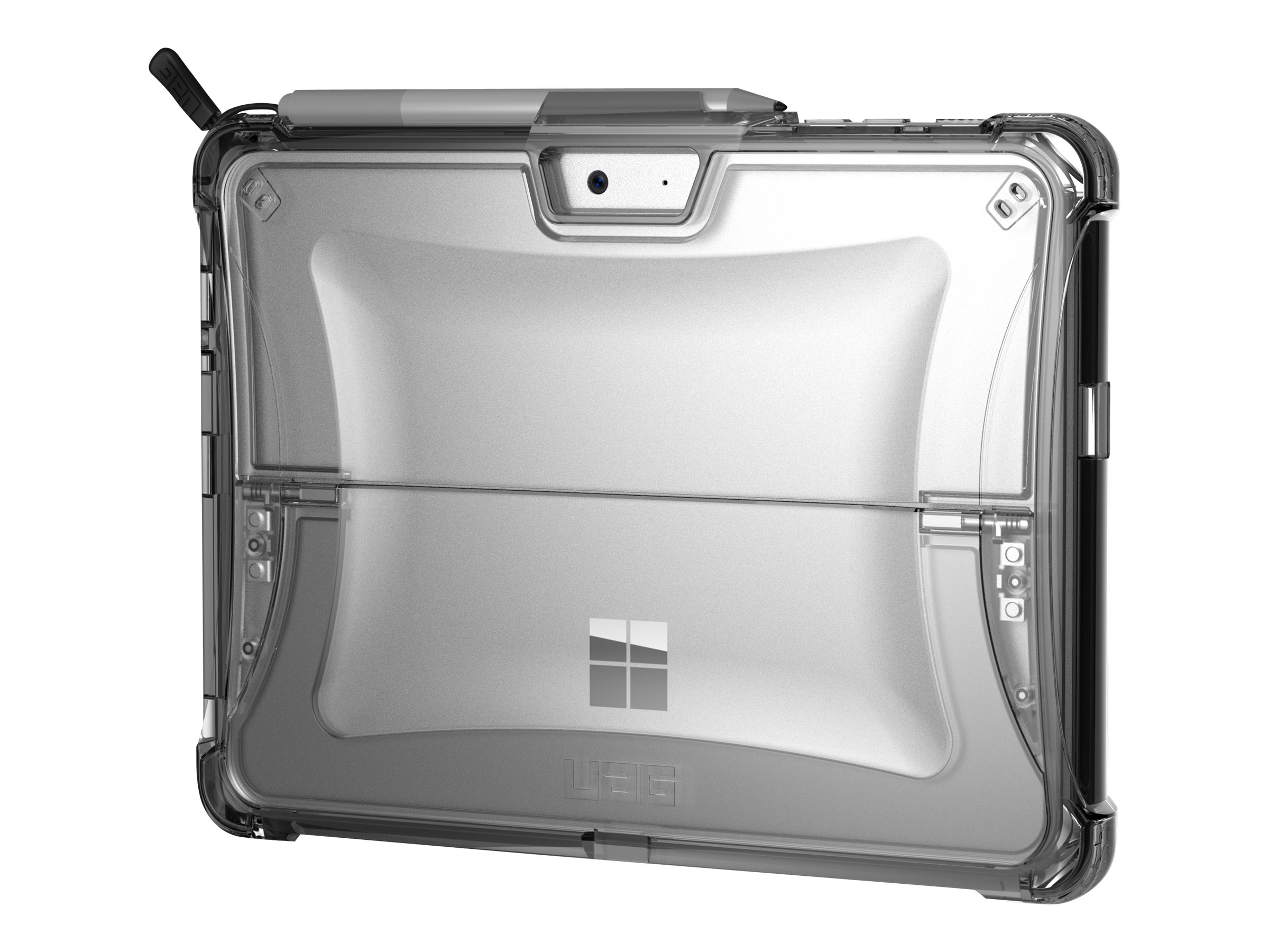 UAG Rugged Case for Microsoft Surface Go - Plyo Ice - back cover for tablet