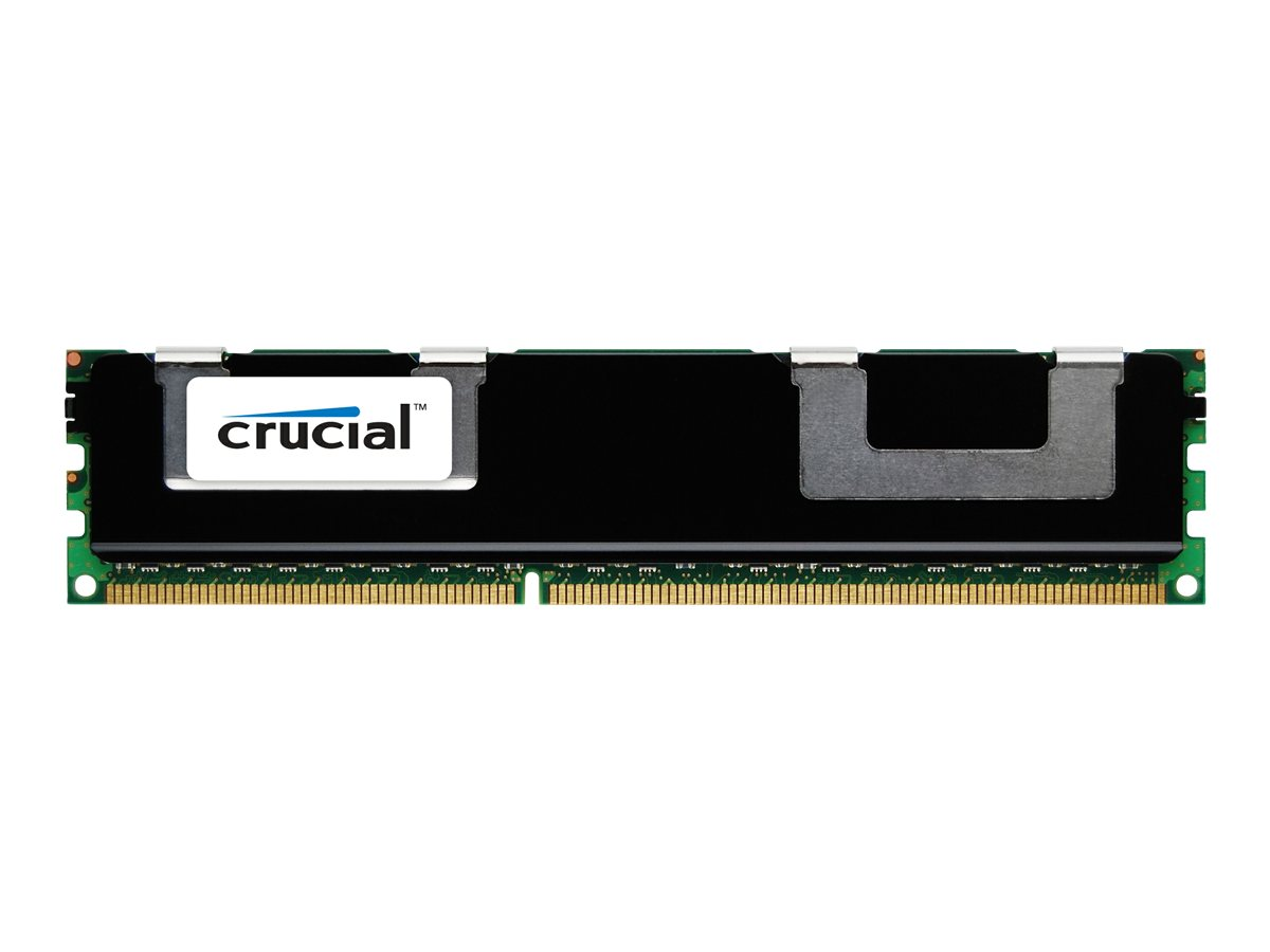 Crucial - DDR3 - 8 GB - DIMM 240-PIN - 1866 MHz / PC3-14900 - CL13