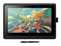 Wacom Cintiq 16 Digitizer w/ LCD display right and left-handed 13.6 x 7.6 in  image