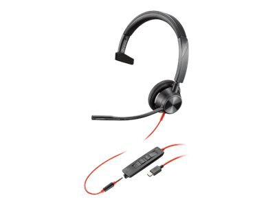 Poly Blackwire BW3315-M micro casque filaire