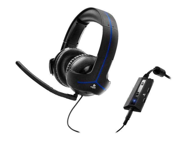 ThrustMaster Y-300P - Headset - Full-Size - für Sony PlayStation 4
