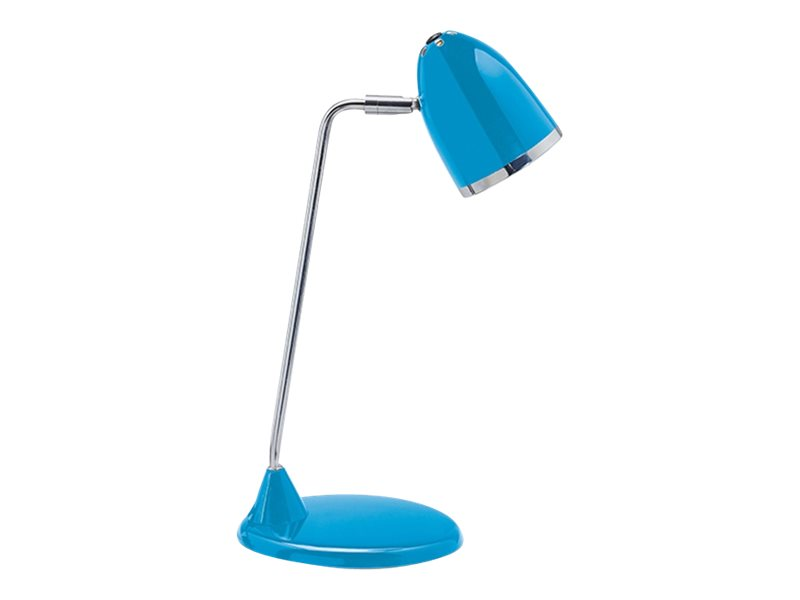 maulstarlet lampe de bureau ampoule led bleu lampes de bureau. Black Bedroom Furniture Sets. Home Design Ideas