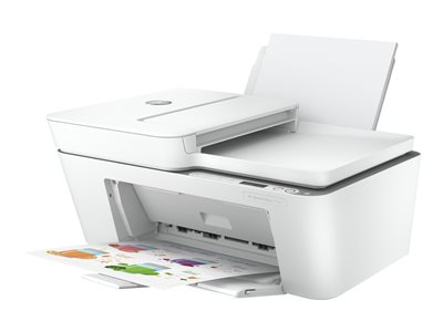 HP DeskJet Plus 4155e All-in-One - multifunction printer - color - HP Instant Ink eligible