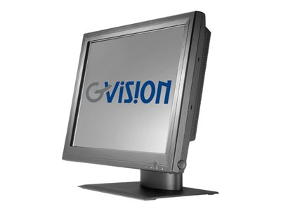 GVision P19BC LED monitor 18.5INCH touchscreen 1366 x 768 250 cd/m² 1000:1 3.5 ms