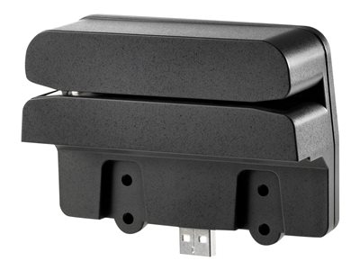 HP Retail Integrated Dual-Head MSR - magnetic card reader - USB