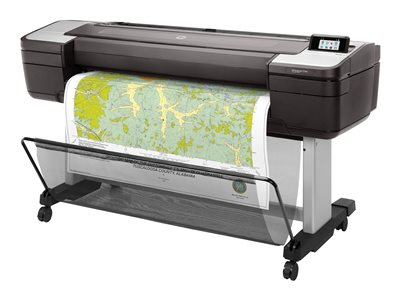 HP DesignJet T1700 PostScript 44INCH large-format printer color ink-jet 44 in x 66 in