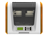 XYZprinting da Vinci Junior 1.0 - 3D printer - FFF - build size up to 150 x 150 x 150 mm - USB 2.0