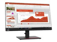 Lenovo ThinkVision T24i-20 - LED monitor - 23.8