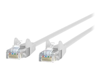 Belkin patch cable - 1.5 m - white - B2B