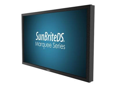 SunBriteDS 5525L 55INCH Class Marquee Series LED display with TV tuner digital signage outdoor