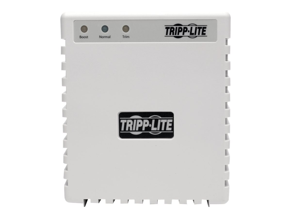 Tripp Lite 600W Line Conditioner w/ AVR / Surge Protection 120V 5A 60Hz 6 Outlet Power Conditioner - line conditioner -…