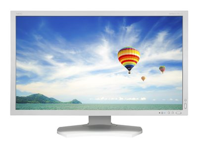 NEC MultiSync PA272W LED monitor 27INCH (27INCH viewable) 2560 x 1440 AH-IPS 340 cd/m²