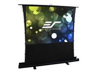 Elite Screens ezCinema Tab-Tension Series - Projection screen with floor stand