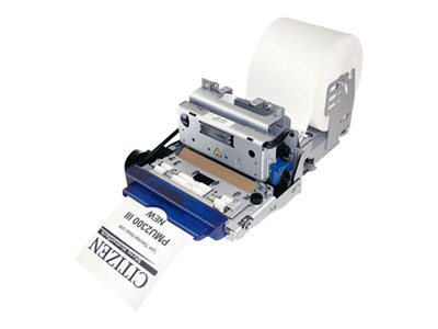 Citizen PMU2300III Label printer two-color (monochrome) thermal line Roll (3.15 in)