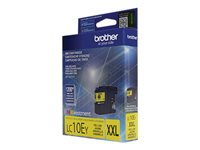 Brother LC-10EY XXL Super High Yield yellow original ink cartridge