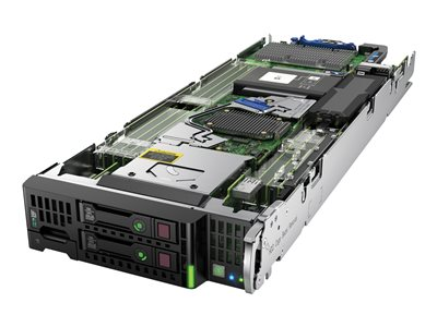 HPE ProLiant BL460c Gen9 Performance Server blade 2-way 2 x Xeon E5-2660V3 / 2.6 GHz