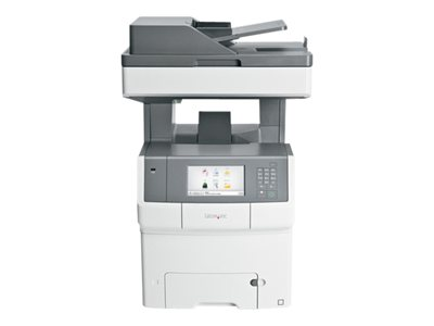 Lexmark X748de - multifunction printer - color